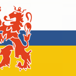 Flag of Limburg Netherlands