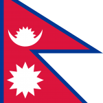 Nepal Flag Vector - Free Download