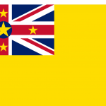 Niue Flag Vector - Free Download
