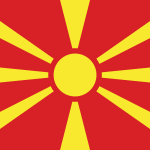 North Macedonia Flag Image - Free Download