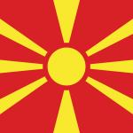 North Macedonia Flag Vector - Free Download