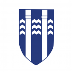 Flag of Reykjavik Iceland