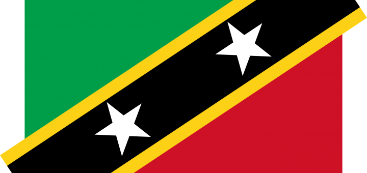 Saint Kitts and Nevis Flag Vector – Free Download