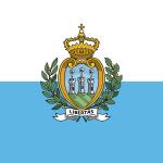 San Marino Flag Image - Free Download