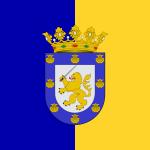 Flag of Santiago Chile