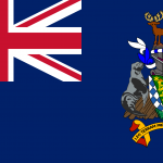 Flag of South Georgia and the South Sandwich Islands: JPG PD PNG EPS SVG GIF and more
