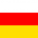 South Ossetia Flag Vector - Free Download