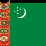 Turkmenistan Flag Vector - Free Download