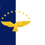 Flag of the Azores: JPG PD PNG EPS SVG GIF and more