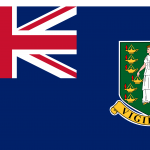 The British Virgin Islands Flag Vector - Free Download