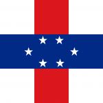 The Netherlands Antilles Flag Image - Free Download