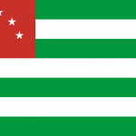 The Republic of Abkhazia Flag Image - Free Download