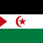 The Sahrawi Arab Democratic Republic Flag Vector - Free Download