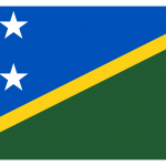 The Solomon Islands Flag Vector - Free Download