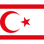 The Turkish Republic of Northern Cyprus Flag Image - Free Download