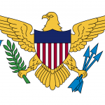 The United States Virgin Islands Flag Image - Free Download