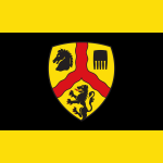 Flagge der Stadt Harsewinkel