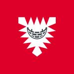 Flagge der kreisfreien Stadt Kiel