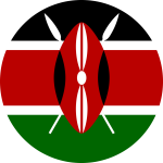 Kenya Flag Emoji 🇰🇪