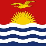 Kiribati Flag Colours