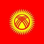 Kyrgyzstan Flag Colours