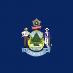 Maine State Flag Colors – HTML HEX, RGB, HSL, CMYK, HWB and NCOL