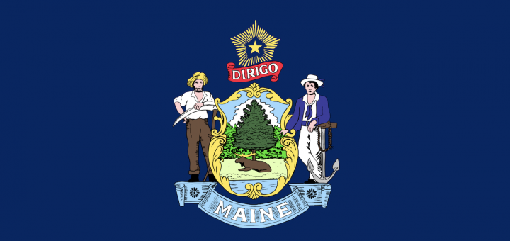 Free Maine Flag Images: AI, EPS, GIF, JPG, PDF, PNG, SVG and more!