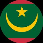 Mauritania Flag Emoji 🇲🇷