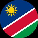 Namibia Flag Emoji 🇳🇦