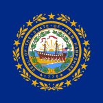 New Hampshire State Flag Colors - HTML HEX, RGB, HSL, CMYK, HWB and NCOL