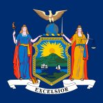 New York State Flag Colors – HTML HEX, RGB, HSL, CMYK, HWB and NCOL