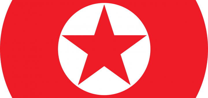 North Korea Flag Emoji