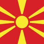 North Macedonia Flag Colours