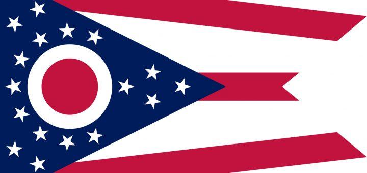 Ohio State Flag Colors