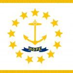 Rhode Island State Flag Colors – HTML HEX, RGB, HSL, CMYK, HWB and NCOL