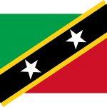 Saint Kitts and Nevis Flag Colours
