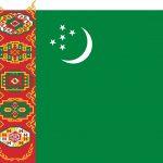 Turkmenistan Flag Colours