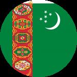 Turkmenistan Flag Emoji 🇹🇲
