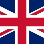 United Kingdom Flag Colours