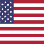 United States Flag Colours