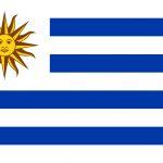 Uruguay Flag Colours