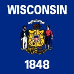 Wisconsin State Flag Colors – HTML HEX, RGB, HSL, CMYK, HWB and NCOL