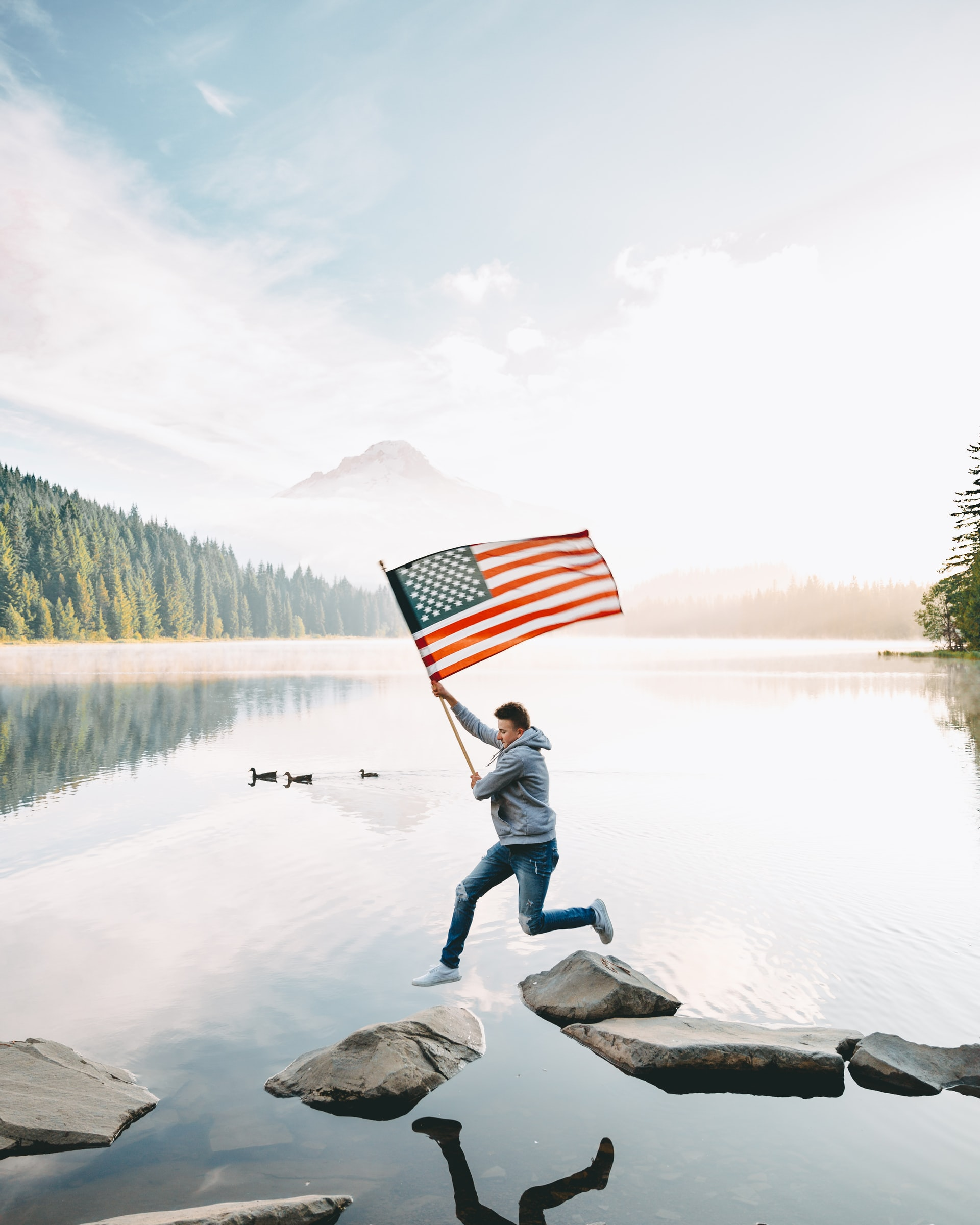 Why the American flag is important